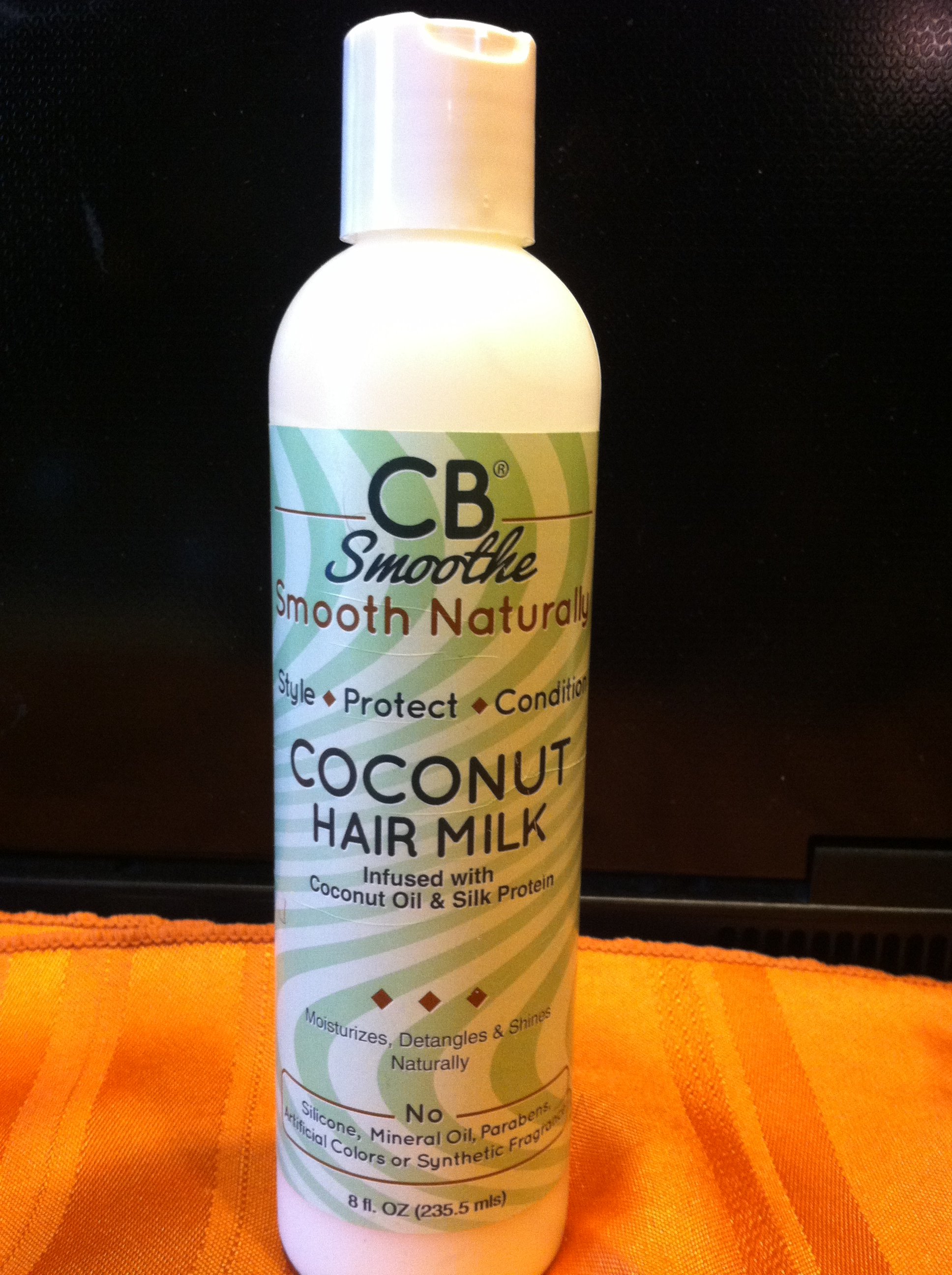 Cb Smoothe S Smooth Naturally Hair Care Line